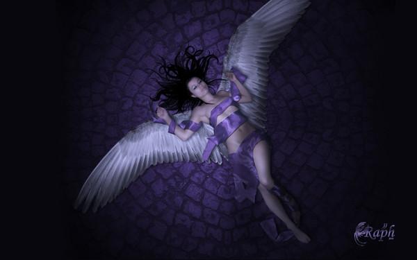 dans fond ecran ange violet 06aeaaaa
