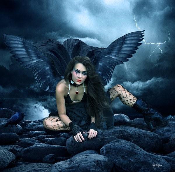 dans fond ecran anges bleus 0dc05428