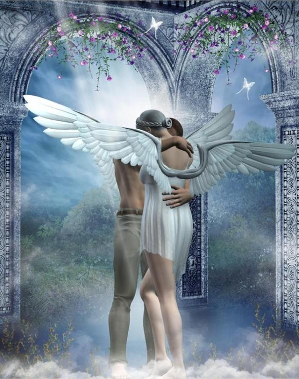 dans fond ecran d'anges couple 25993cc1
