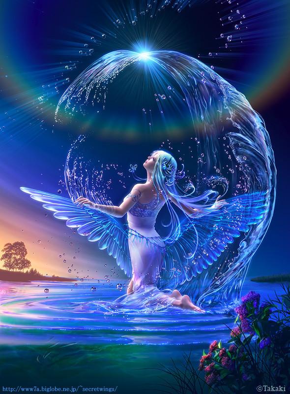 dans fond ecran anges bleus 8cb81dcf